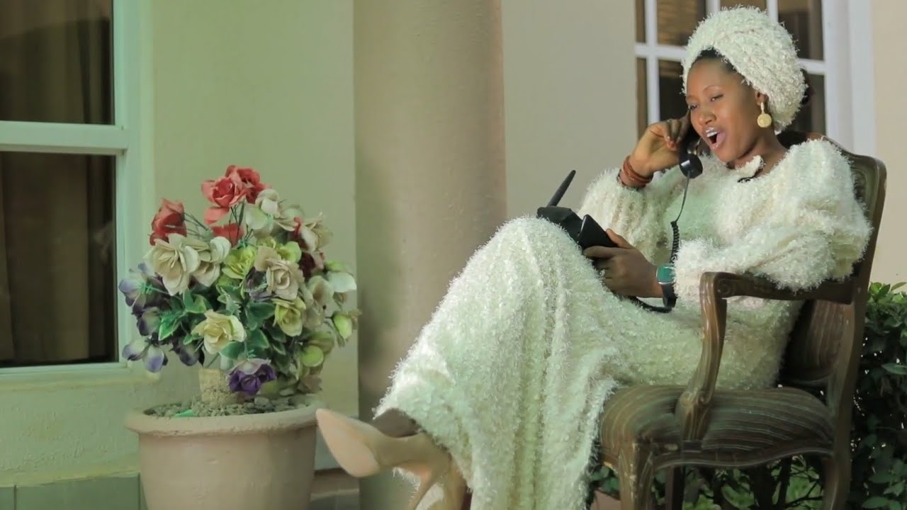 Download Ado Gwanja - Zuciya (Official Video 2021) By Kb International and Momee Gombe