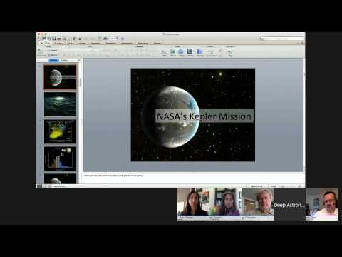 Future In Space Hangout: The Multitude of Planets