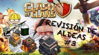 Emplumaitor 093 - Revisión de aldeas #3 - Sucos Clash of Clans