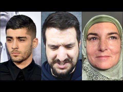 On Zayn Malik, Sinead O'Connor And Islam