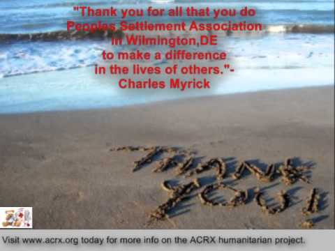 Pharmacy Discount Network Donate Rx Help To Peoples Settlement Association By Charles Myrick