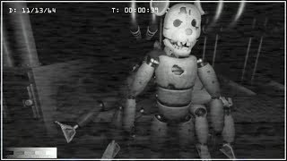 DONT GO TO CANDY'S AT NIGHT.. ANIMATRONICS STARTED MOVING   Five Nights at Candy's Remastered (FNAF)