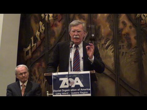 ZOA - John Bolton