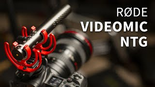 Rode's Best VideoMic Yet - Rode Videomic NTG Hands-On Review