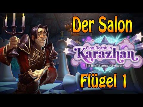 KARAZHAN, DER SALON - Tafelsilber,...