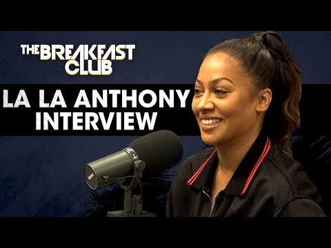 La La Anthony Talks Sex Scenes on Power, Carmelo Anthony & M