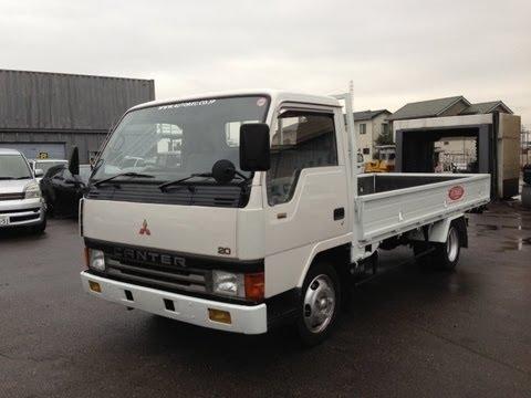 Mitsubishi Canter sold to Tanzania
