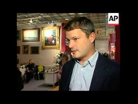 Russian market in art and antiques booming