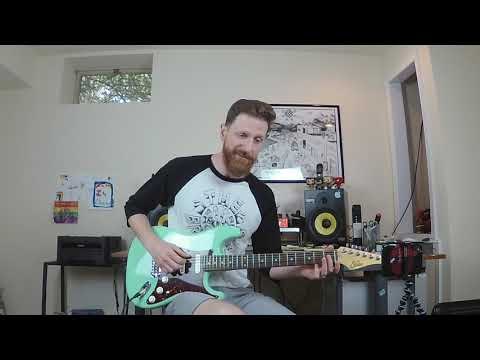 Triads: Learning Harmony In Open C Tuning