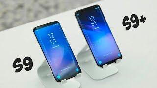 Новый Samsung Galaxy S9 Обзор / Крутой Дизайн / Характеристики