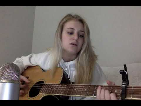 how to disappear lana del rey cover- britt burliss