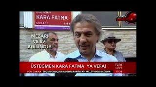 Beyoğlu Belediyesi - Üsteğmen Kara Fatma' ya Vefa - Tgrt Haber