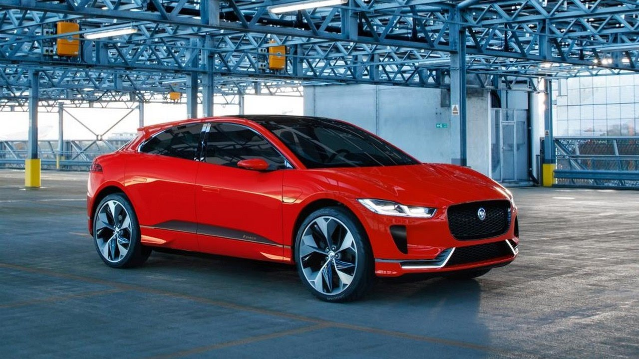 new jaguar 2018. fine jaguar new 2018 jaguar ipace electric suv and new jaguar