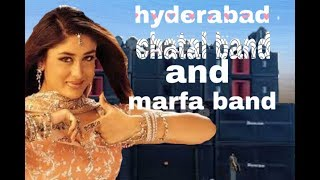hyderabad Chantal band remix marfa band remix by Nani dj