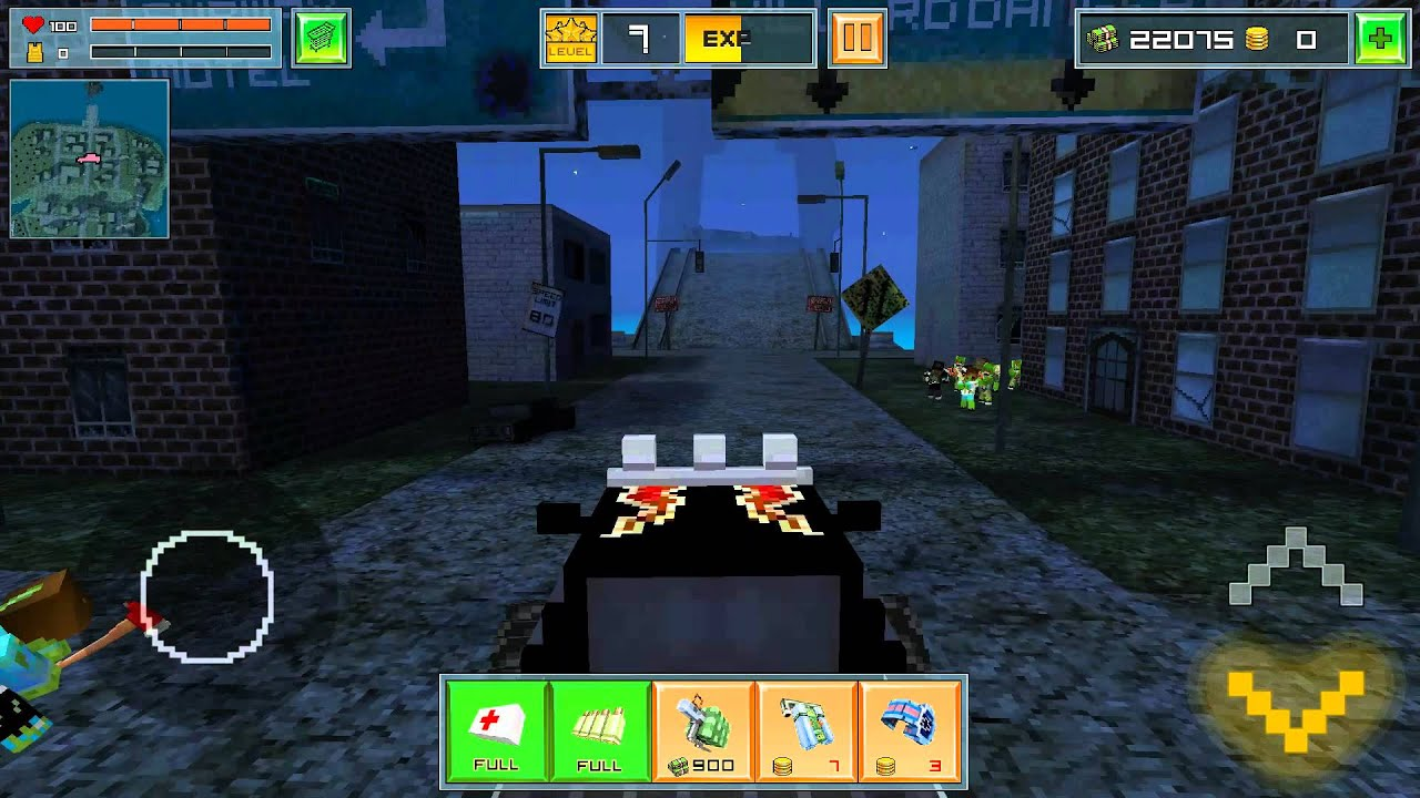Download Block City Wars Andriod ... - Andy Android Emulator