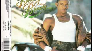 Bobby Brown - My Prerogative Radio Edit (New Jack Swing)