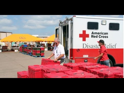 LEAK! VIDEO OF WHAT RED CROSS IS DOING WITH HARVEY DONATIONS!