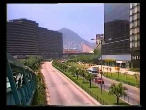 """China Today 1990"" - part 9 ""Shanghai and Hong Kong""."