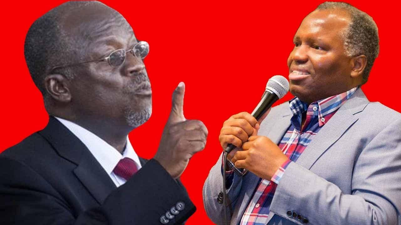 FULL HD: ASKOFU KAKOBE AMWAMBIA RAIS MAGUFULI