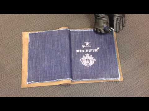 B&C Denim Printability Proof Book