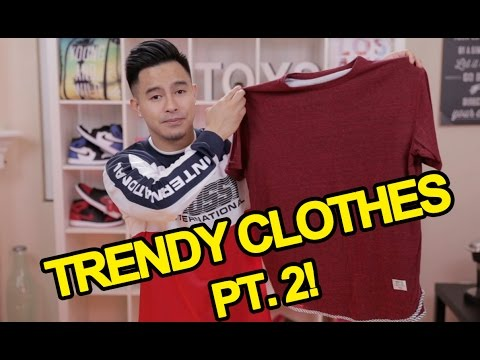 CHEAP ALTERNATIVES TO EXPENSIVE TRENDY CLOTHING PT. 2