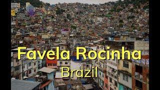 Inside The Biggest Favela In Brazil - Rocinha
