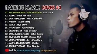 Gambar cover DANGDUT KLASIK LAWAS SPESIAL COVER [Full Album] Recording Terbaik Kompilasi 3 🔴 LIVE DP STUDIO