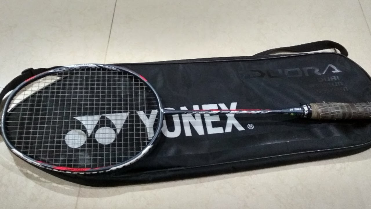 Review about YONEX DUORA 77!!!! - YouTube e4112788c8
