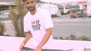 Skateboard Tricks: Switch Front Side Big Spin Mistakes