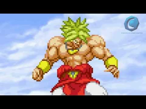 Broly Vs Dragon Ball Z Warriors