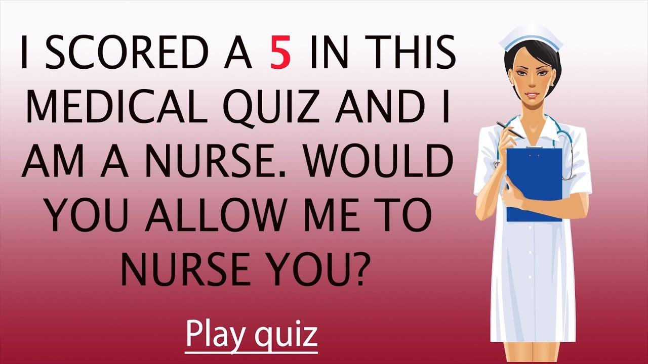 Hard Medical Quiz - 10 questions