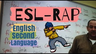 Learn this ESL english Irregular Verbs Grammar Rap Song . YES WE CAN