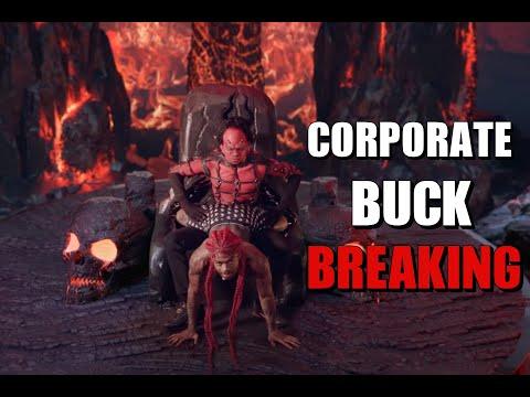 Tariq Nasheed: Corporate Buck Breaking