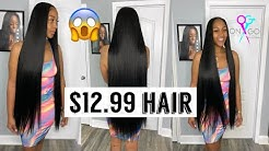 HOW TO SLAY 30 INCHES FOR UNDER $40 |STORY TIME(I'M BALDHEAD 🥴)