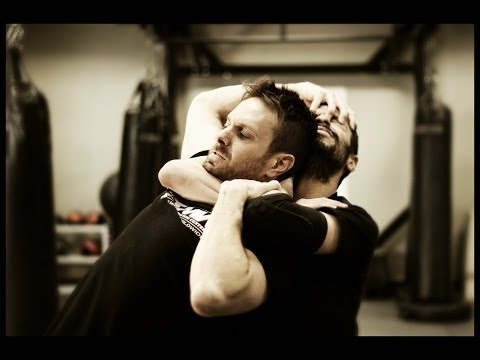 Rear Naked Choke : Krav Maga Technique : KMW KravMaga Self Defense w/ AJ Draven