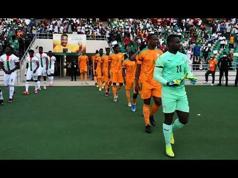 Côte d'Ivoire 🇨🇮-🇧🇫 Burkina (2-1) : Les buts de la rencontre