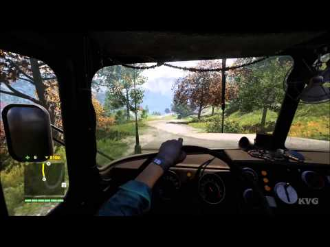 far cry 4 how to hijack
