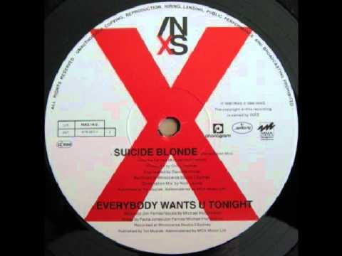 INXS - Suicide Blonde (Oakenfold Milk Mix)