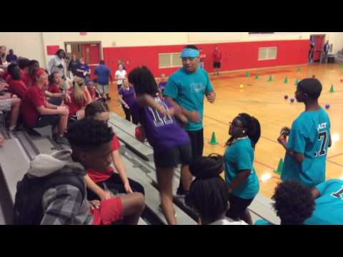 8th Grade Field Day at Lee County Middle School West Campus!!!!!!!!!!!!!