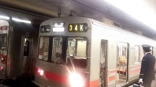 【東京メトロ・東急】東急8590系押上折り返し幕回し