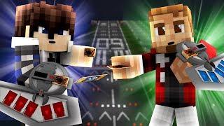 Minecraft Yugioh - A MYSTERY DUELIST! (Minecraft Roleplay) S5E2
