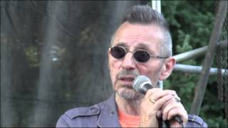 Hempstalk 2013: John Trudell and Bad Dog - Wild Seed