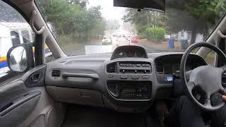 1995 Mitsubishi Delica L400 5MT Test Drive