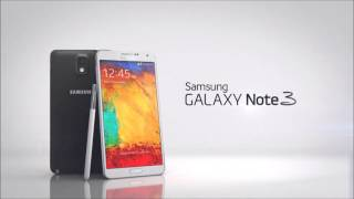 Samsung Galaxy Note 3 Ringtones