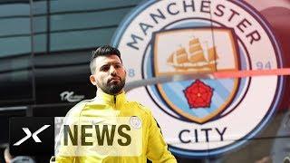 Pep Guardiolas Topstar Sergio Agüero im Profil | Manchester City | Premier League