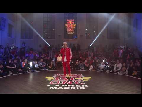 LIVE: Red Bull BC One Spain Cypher 2018