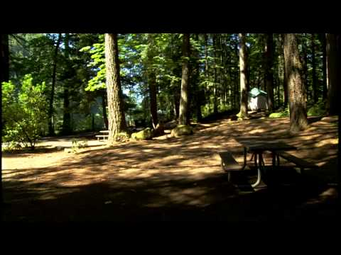 PGE Parks And Campgrounds In Oregon