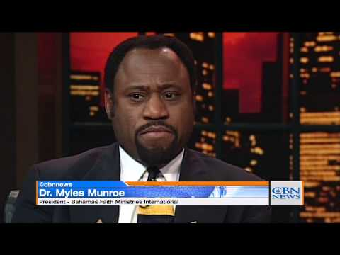 Myles Munroe Loss Stuns Christians Around the World