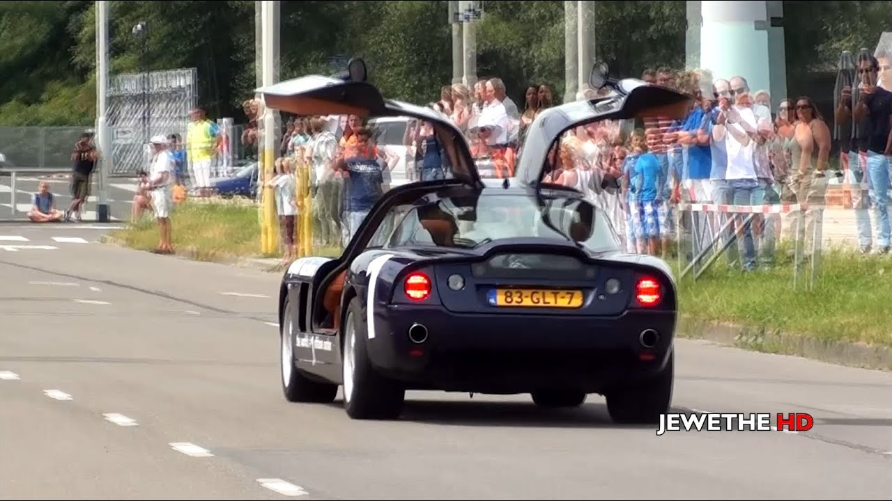 Very RARE Bristol Fighter T Acceleration W WING DOORS UP P - Cool cars bristol