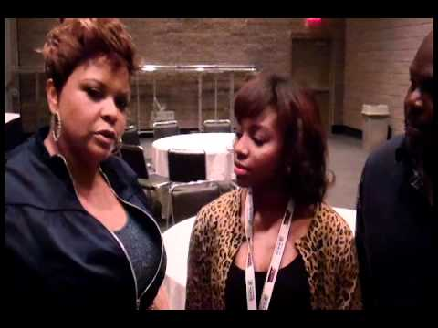 """RestLyss Style's Interview with David and Tamela Mann """"Meet The Browns"""""""
